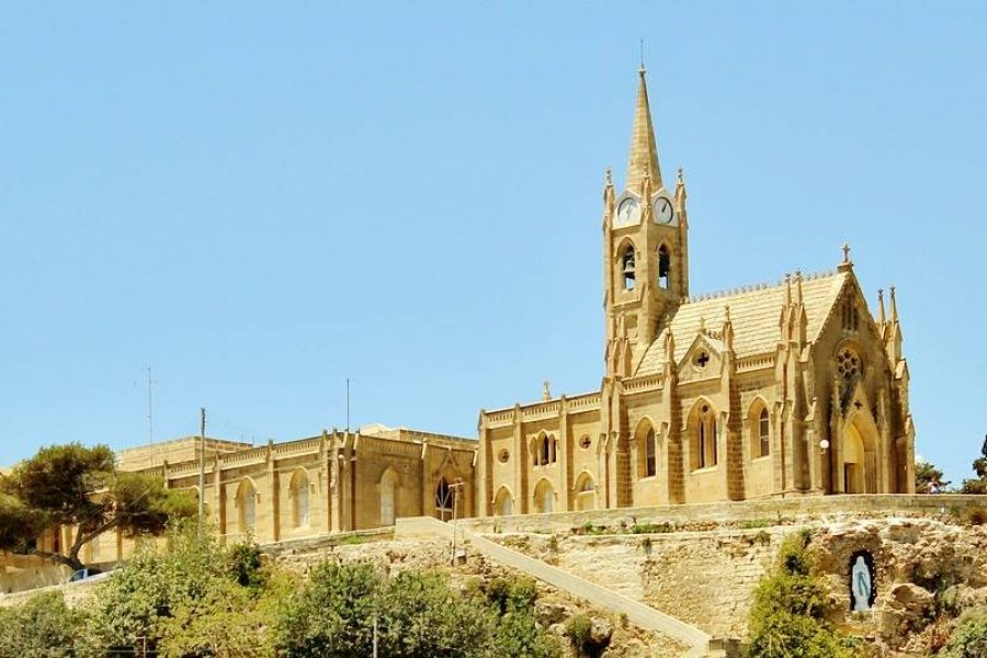 Gozo-cattedrale